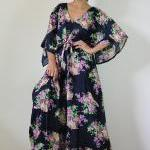 Kaftan Long Maxi Dress Boho..